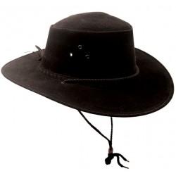 KAKADU SOAKA Black australský klobouk