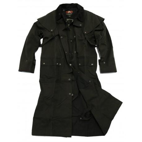 WORKHORSE DROVERS australský dlouhý kabát