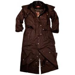 LONGRIDER 3-In-1 Brown australský dlouhý kabát