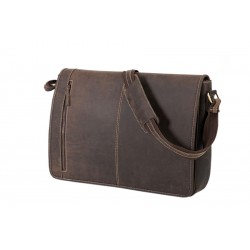 Atlanta Messenger bag Brandy