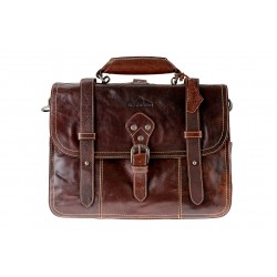 Brooks Messenger bag Brandy