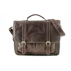 Ohio Messenger bag Brandy