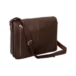 Colombo Messenger bag Brown