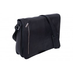Colombo Messenger bag Black