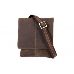 Steve Messenger bag Brown