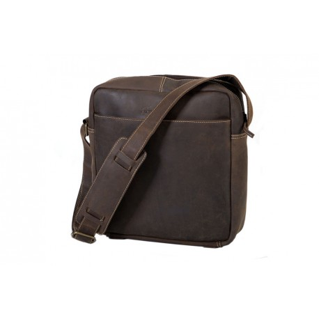Soccer Messenger bag Brown