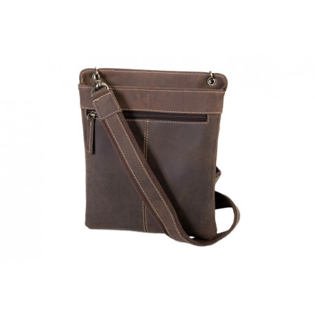 Madrid Messenger bag Brown