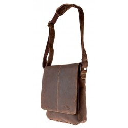 Kansas Messenger bag Cofee