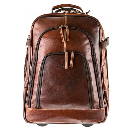 Achensee Trolley Travel bag Brandy