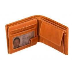 Pánská peněženka Ambras Cognac
