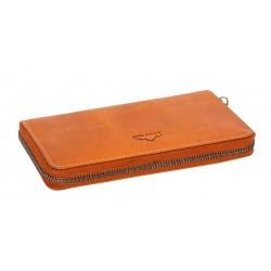 Dámská peněženka Edelwaiss Cognac