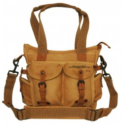 UTILITY Messenger Bag Tobacco