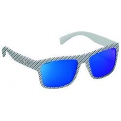 Cressi Spike polarizační sluneční brýle / tyrkysové kouřová zrcadlová skla