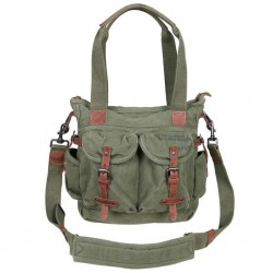 UTILITY Messenger Bag Sage