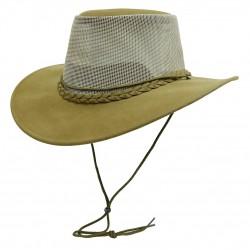 BREEZE SOAKA Olive australský klobouk