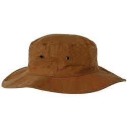 OILSKIN CRUSHABLE PACKER australský klobouk