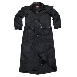 LONGRIDER 3-In-1 Black australský dlouhý kabát