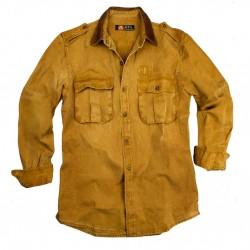 SOUTHERN CROSS Mustard australská košile