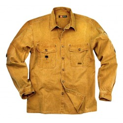 TOORAK Mustard australská košile